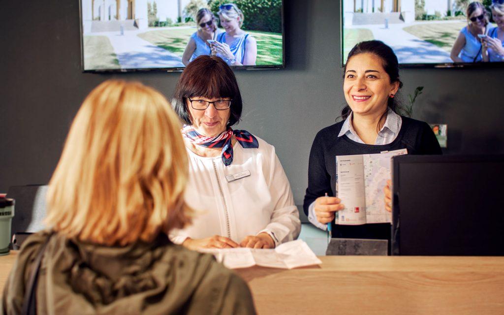 Stellenausschreibungen bei der PMSG Potsdam Marketing und Service GmbH